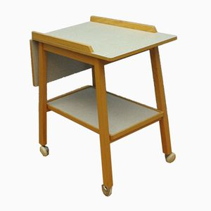 Vintage Trolley with Laminate Top