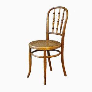 Antiker 94 Beistellstuhl von Fischel, 1890er