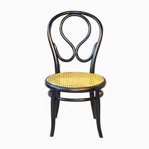 Nr. 20 Black Nursing Chair from Thonet, 1914