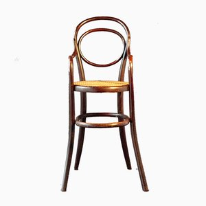 Rosewood Children's High Chair from Thonet, 1870s