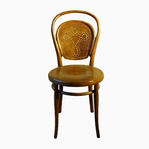 Antique No. 14 Bistro Chair from Thonet, 1900s