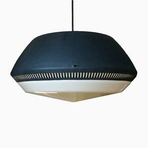 Lampada da soffitto vintage di Greco, anni '50