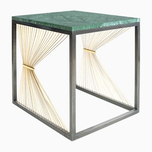 Medium AEGIS 001 Side Table by Ziad Alonaizy