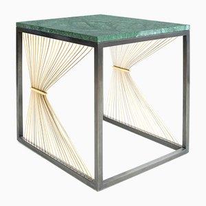 Petite Table d'Appoint AEGIS 001 par Ziad Alonaizy