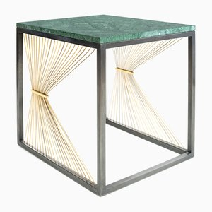 Small AEGIS 001 Side Table by Ziad Alonaizy