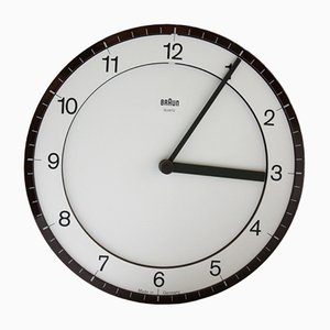 4861 ABK 30 Wall Clock by Dietrich Lubs for Braun, 1980s