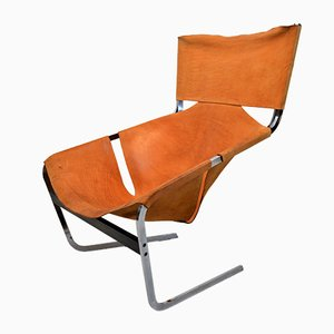 F444 Lounge Chair by Pierre Paulin for Artifort, 1963