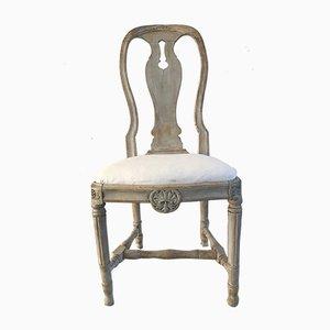 Antiker gustavianischer Stuhl aus Schweden