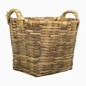 Vintage Woven Basket