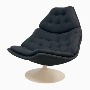 Dutch Model F511 Swivel Chair by Geoffrey Harcourt for Artifort, 1960s