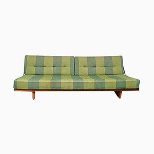 Modell 191 Sofa von Børge Mogensen für Fredericia Stolefabric, 1950er