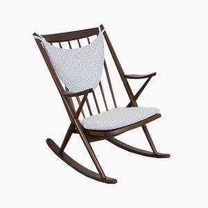 Rocking Chair par Frank Reenskaug pour Bramin