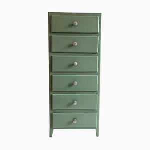 French Green Dresser, 1970s