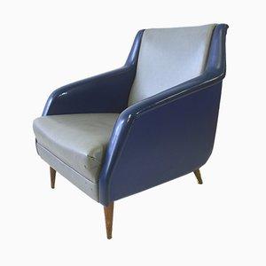Vintage Modell 802 Sessel von Carlo de Carli für Cassina, 1950er