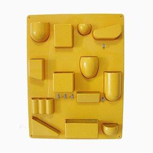 Vintage Yellow Uten-Silo by Ingo Maurer