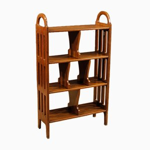 Dutch Oak Bookcase, 1920s