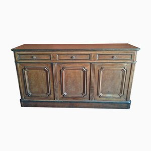 Antique French Walnut Buffet
