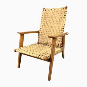 French Reconstruction Armchair, 1950s
