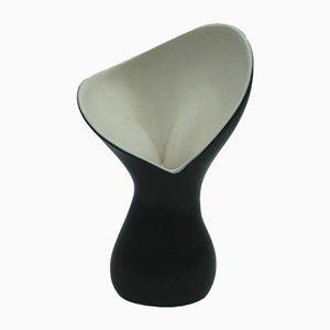 Model 1046 Nervure Vase by Pol Chambost, 1950s