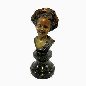 Skulptur aus Bronze & Marmor von Giovanni De Martino, 1910er