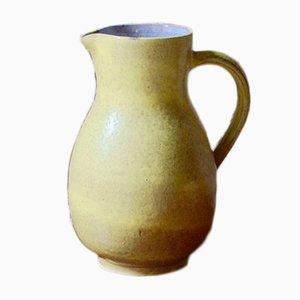 Brocca vintage in ceramica di Elchinger, anni '40