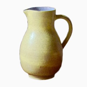 Vintage Ceramic Jug from Elchinger, 1940s