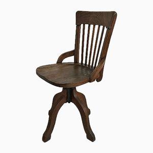 Schreibtisch & Stuhl von Scholz, 1940er
