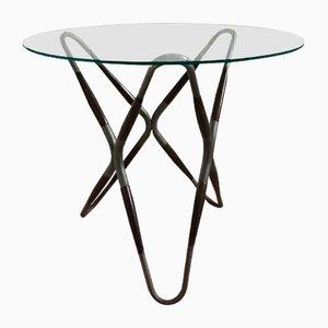 Tavolino Atomic vintage di Cesare Lacca, Italia, anni '50