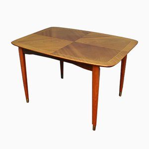 Mesa de comedor vintage, años 60