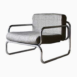 T2 Lounge Chair by Rodney Kinsman for Omk, 1970s