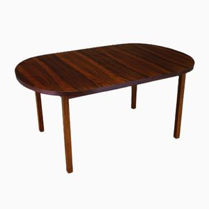 Vintage Danish Rosewood Table, 1970s