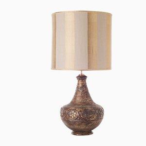 Lámpara de mesa en forma de botella de Marioni