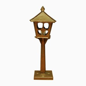 Lampe de Bureau Vintage en Cuivre