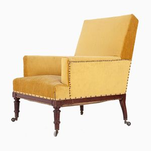 Antique British Armchair