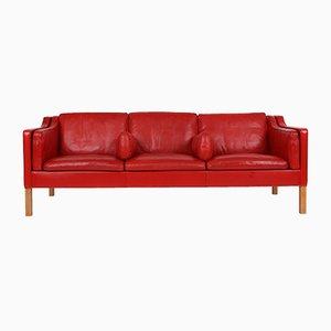 BM 2213 Sofa von Børge Mogensen für Fredericia, 1970er
