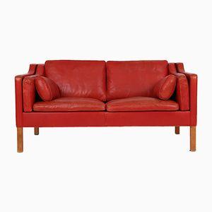 BM 2212 Sofa von Børge Mogensen für Fredericia, 1970er