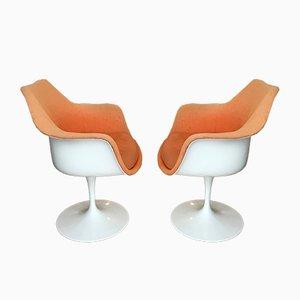 Fauteuils par Eero Saarinen pour Knoll International, 1970s, Set de 2