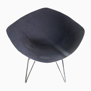 Vintage Diamond Armchair by Harry Bertoia for Knoll International, 1965
