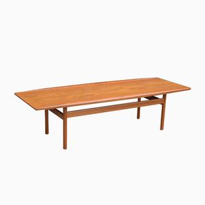 Mid-Century Coffee Table by Grete Jalk
