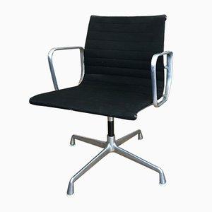 EA108 Sessel mit Gestell aus Aluminium von Charles Eames für Herman Miller, 1975