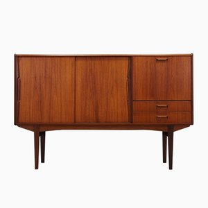 Vintage Danish Teak Highboard