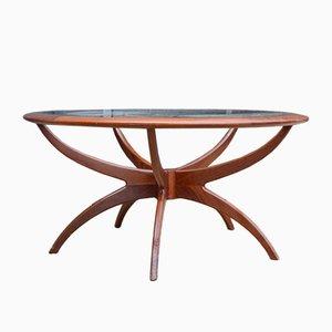 Vintage Spider Tisch von Victor Wilkins