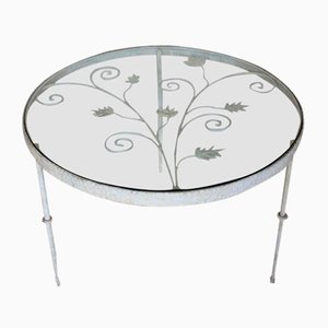 Wrought Iron Table, 1950s