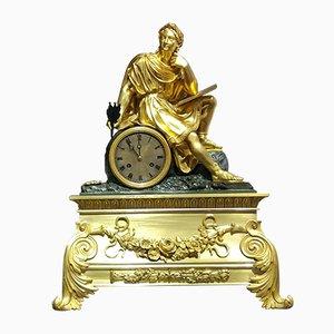 Französische Tischuhr mit Pendel von Honore Pons, 1827