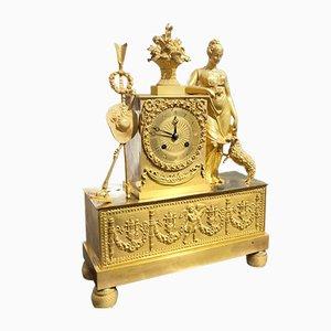 Orologio a pendolo Napoleone III, metà XIX secolo