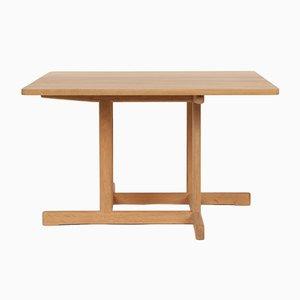Tavolino da caffè nr. 5271 vintage di Børge Mogensen per Fredericia