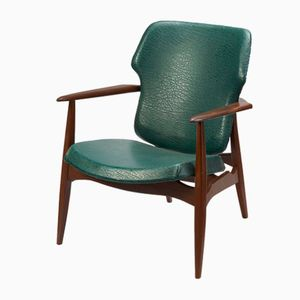 Vintage Armlehnstuhl von Aksel Bender Madsen für Bovenkamp