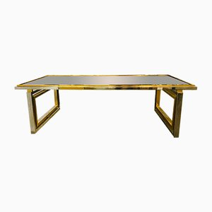 Vintage Italian Coffee Table by Romeo Rega, 1970s