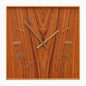 Reloj de pared Mid-Century de Junghans