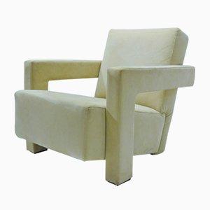 Chaise Utrecht Vintage par Gerrit Thomas Rietveld pour Cassina